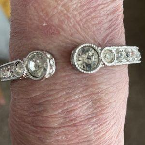 """Joan Boyce """"Diamond"""" cuff bracelet"""